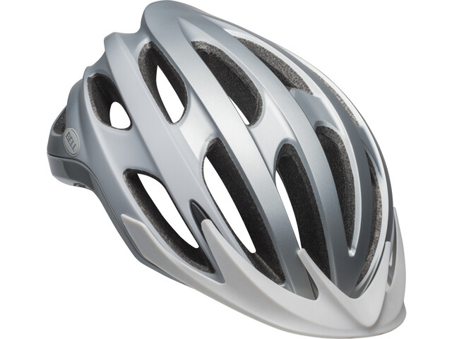 Bell Drifter MIPS Fietshelm, matte/gloss silver/light+dark gray